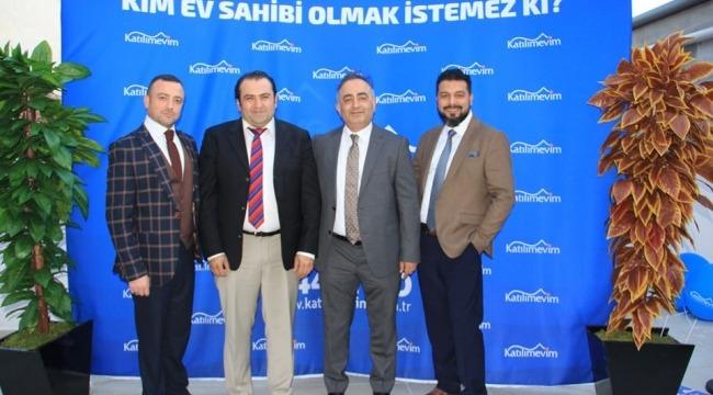 KATILIMEVİM, Küçükçekmece şubesini Sefaköy 'de açtı