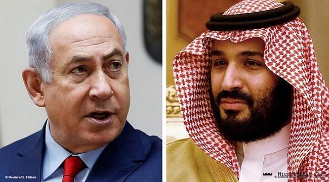 MOSSAD Başkanı ve Netanyahu'yu, bin Selman'a götüren gizemli uçak