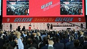 Saadet Partisi 7'nci Olağan Büyük Kongresinde Karamollaoğlu ikinci kez Genel Başkanlığa seçildi
