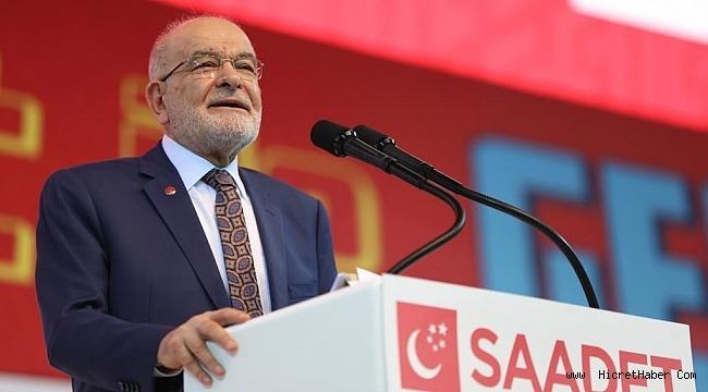 Yeniden Saadet Partisi Genel Başkanı seçilen Temel Karamollaoğlu Kimdir ?