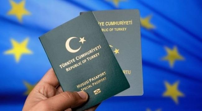 Avrupa, yeşil ve gri pasaporta ön vize uygulaması getirdi