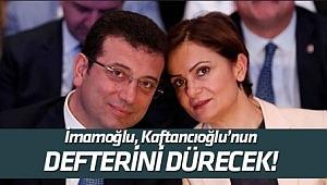 CHP'li Kaftancıoğlu gidici mi?