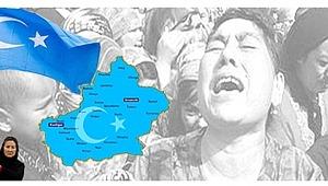 Dünya İnsan Hakları Gününe Doğu Türkistan zulmü duyan yok