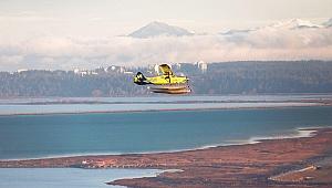 Elektrikli deniz uçağı