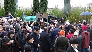 Eminevim'in kurucusu ve sahibi Emin Üstün, İstanbul'da toprağa verildi.