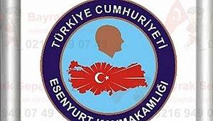 Esenyurt Kaymakamlığı İstanbul'un 38 ilçesinde olmayan bir uygulamaya başladı.
