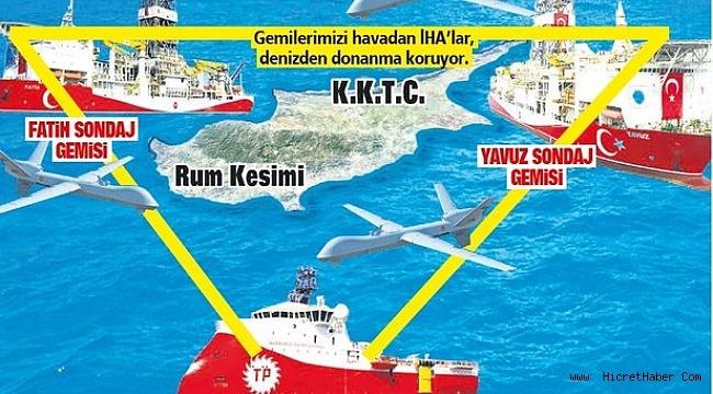 İşte Doğu Akdeniz'de kırılan kuşatmanın perde arkası