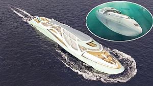 İster yat ister denizaltı