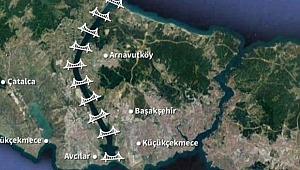 Kanal İstanbul projesinde ihale süreci yakında başlayacak.
