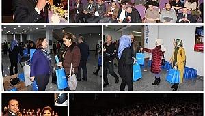 Katılıevim ,Türk Eğitim-Sen konser Programına sponsor oldu