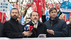 Memur-Sen'den Doğu Türkistan'daki Çin Zulmüne Protesto