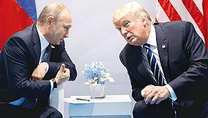 Putin'den Trump'a terör saldırılarını engelleyen istihbarat için teşekkür