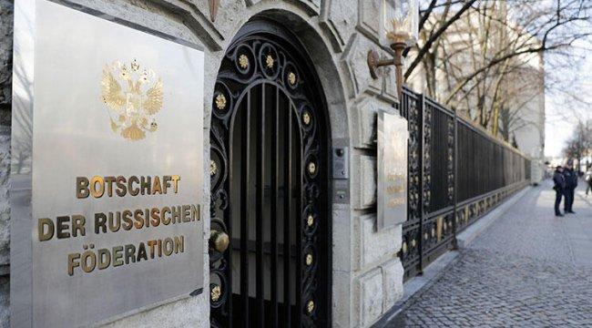Rusya-Almanya arasında diplomat krizi: Alman diplomatlara sınır dışı kararı