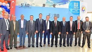 SİAD Sinop'un sesini SİADEXPO'da Muhteşem Fuarla Dünyaya duyurdu