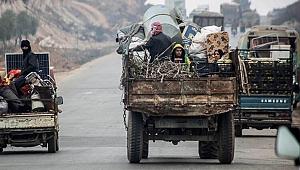 Sınırda hareketlilik... 47 bin sivil daha geldi
