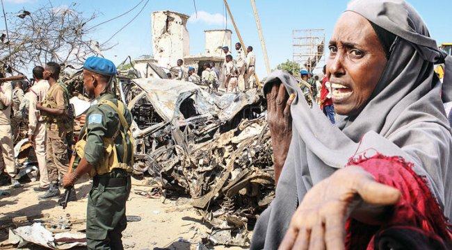 Somali'de terör dehşeti