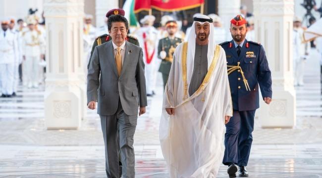 Abu Dabi'nin 8 milyon varil petrolü Japonya'da depolanacak
