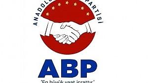 Anadolu Birliği Partisi (ABP) adıyla kuruldu.