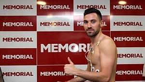 Antalyaspor'un Yeni Transferi Sinan Gümüş Sağlık Kontrolünden Geçti!