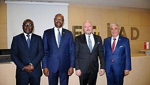 Ege Genç İş İnsanları Derneği (EGİAD) Afrika İşbirliği