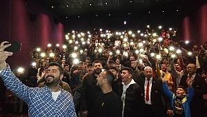 Film ekibi 3 günde 7 şehirde İzleyiciyle Buluştu