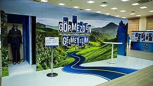 Görmezden Gelmeyelim Sergisi Sabiha Gökçen Uluslararası Havalimanı'nda
