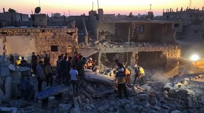 'İdlib'de Yerlerinden Olanların Sayısı 300 Bin Kişiyi Aştı'