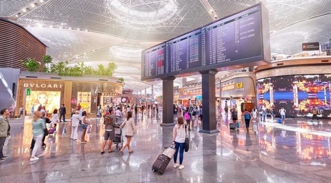 İlk İşletme Yılında Yolcu Hedefini aşan İstanbul Havalimanı'ndan DHMİ'ye Ek Ödeme