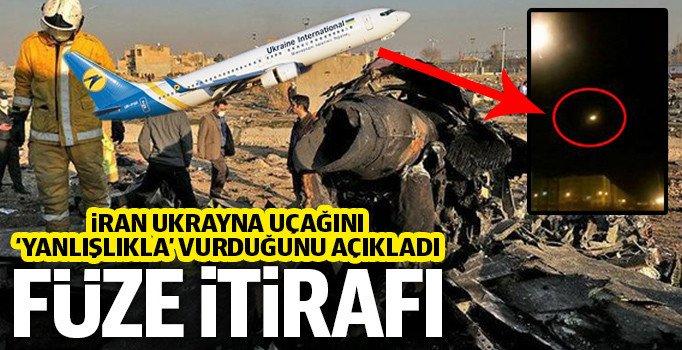 İran'ın 'yanlışlıkla'vurduğunu açıkladığı Ukrayna uçağı için özür diledi