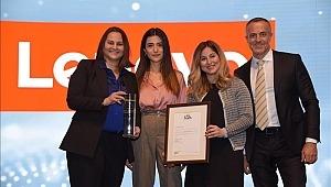 Lenovo Türkiye The ONE Awards Bütünleşik Pazarlama Ödülleri'nde