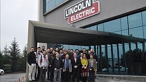 Lincoln Electric Türkiye'nin Otomotiv Çözümleri Semineri Yoğun İlgi Gördü