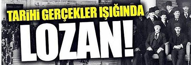 2023 te Lozan Antlaşması Bitecek mi ? Türkiye Gerçeği nedir ?
