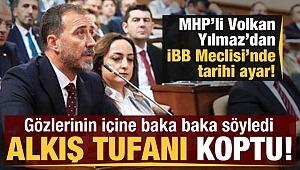MHP'li Volkan Yılmaz İYİ Partili isme Tarihi Kapak