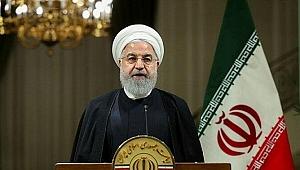 Ruhani: Katar'la ilişkilerimizi geliştireceğiz