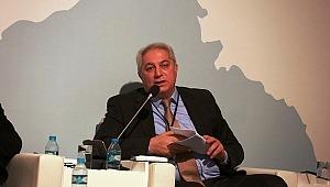 Şahin, Kanal İstanbul projesinin Paris Anlaşması'na aykırı olduğunu söyledi.