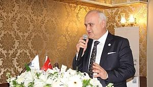 (SİAD) Sinoplu iş Adamları Derneğin yeni Başkanı Mukadder Yıldırım Kimdir.