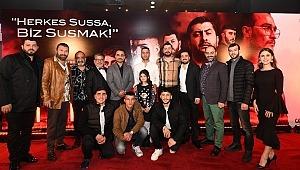 """""""SIFIR BİR"""" FİLMİNİN İLK GALASI İSTANBUL'DA YAPILDI"""