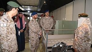 Suudi Arabistan ordusun ilk kadın bölüğü göreve başladı