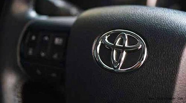 Toyota'dan Açıklama