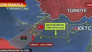 Türk Askeri Libya'ya doğru yola çıktı