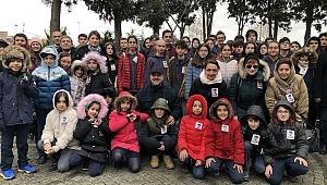 Türk Eğitim Vakfı, Değerli Bağışçısı Türkan Sedefoğlu'nu Unutmadı