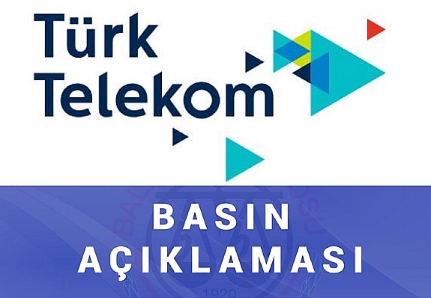 Türk Telekom'dan 'erişim sorunu'na açıklama