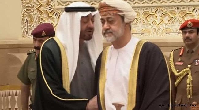 Umman Sultanı Heysem'in, Şeyh Muhammed bin Zayed'in elini neden sıkmadığı ortaya çıktı (VİDEO)