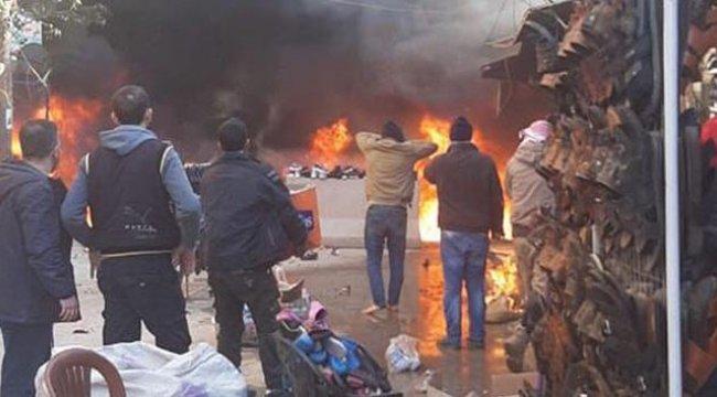 Afrin'de terör saldırısı: 8 ölü, 7 yaralı