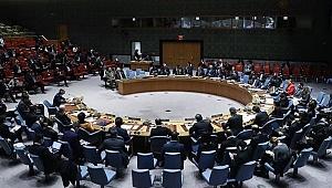 BMGK'da Suriye rejimine saldırılarını durdurma çağrısı