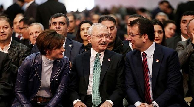 CHP İstanbul İl Kongresi başladı