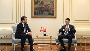 Çin İstanbul Başkonsolosu Wei'den İmamoğlu'na 'Corona' ziyareti ...