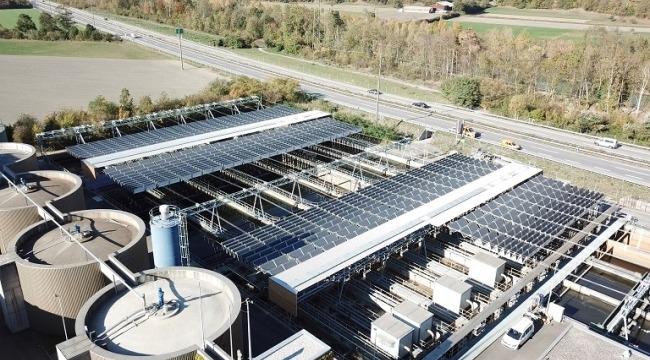 Dünyanın ilk katlanabilir güneş paneli çatısını nord hareket ettiriyor!