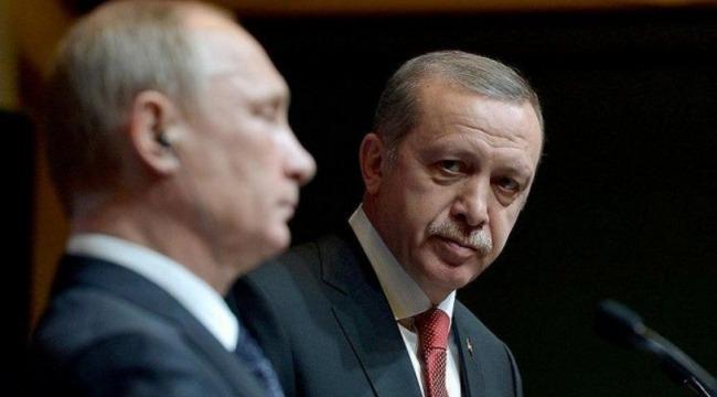 Erdoğan, Putin'e açık açık söyledi