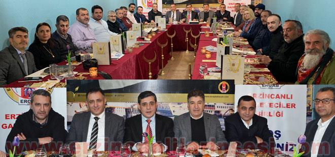 ERGAB Üyeleri Osmanlının yemek kültürüne tanıklık etti.